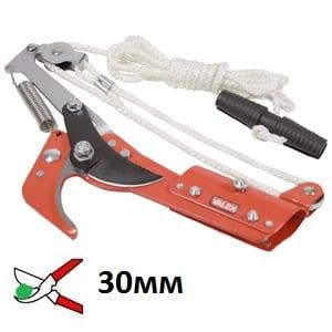 Ножици за клони за високо рязане на клони без удължител