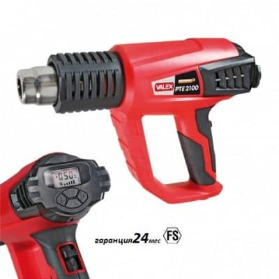 Пистолет за горещ въздух PТЕ2100