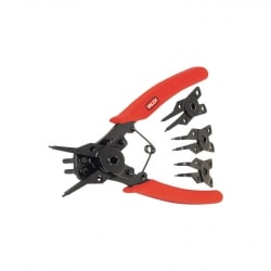 Универсални зегер клещи комплект 4в1 сменяеми глави