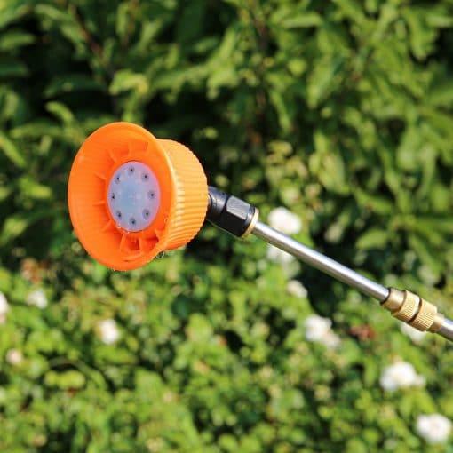 Акумулаторна пръскачка 10 Ah 16литра с количка