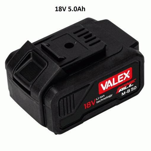 Акумулаторна батерия Li-ion 18V 5.0Ah